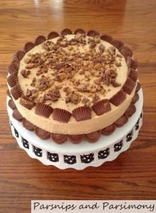 Reese cake 1