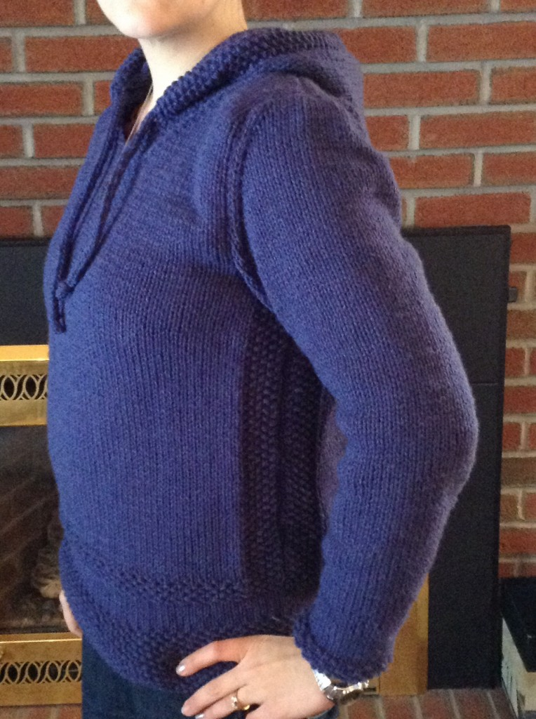Knitting A Sweater For The First Time : My experience knitting a sweater for the first time