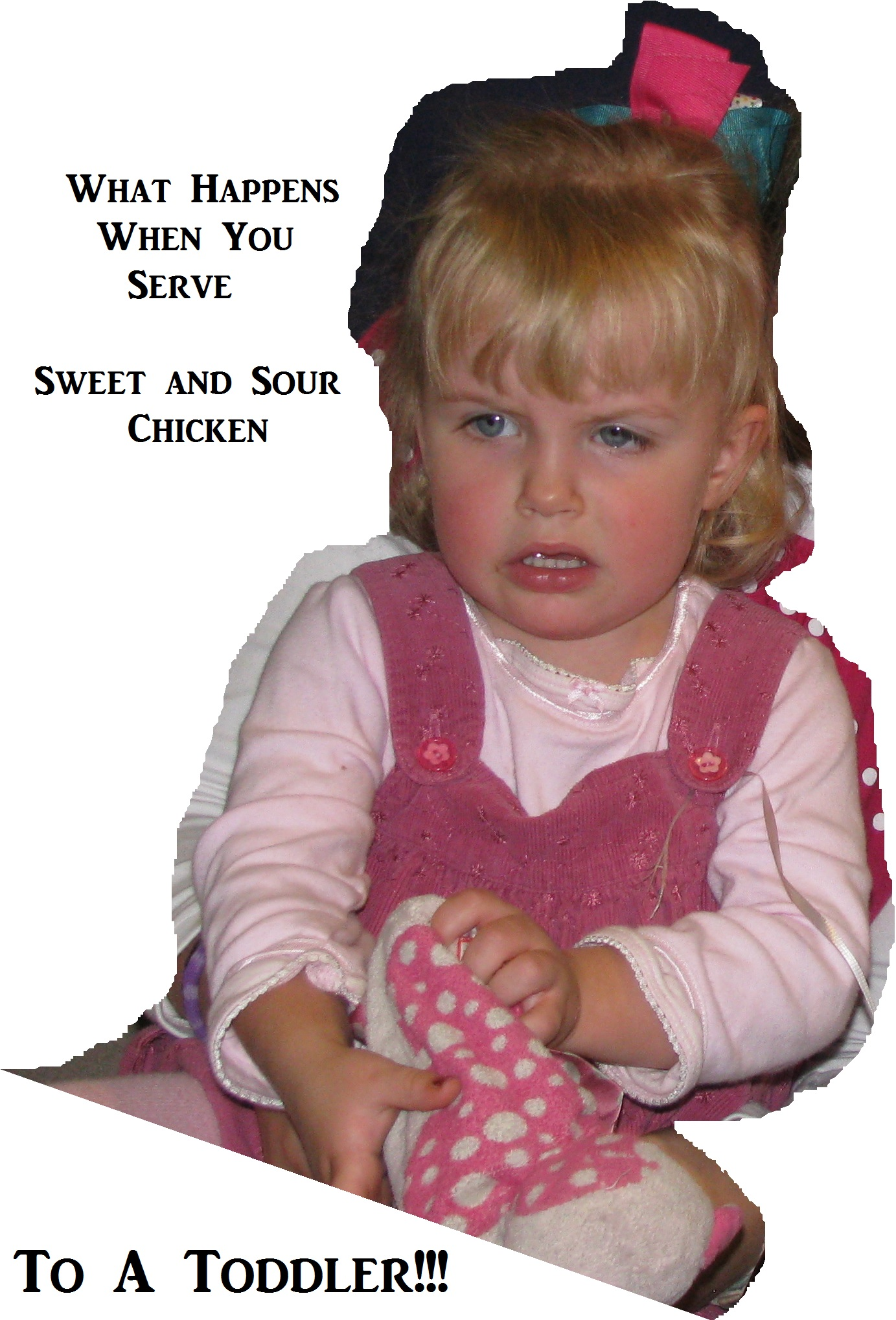 Sweet and Sour Toddler